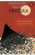 Descendants Son of Dracula by Meloetta246