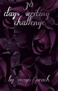 30 Days writing challenge cover