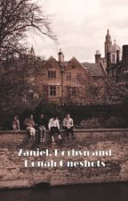 ~•Zaniel, Dorbyn and Donah oneshots•~ by lx0ser_cv