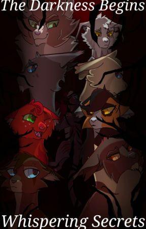 The Darkness Begins: Whispering Secrets by Cindermist
