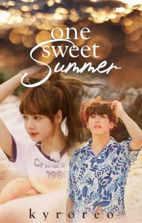 One Sweet Summer  ||  LisKook by jageunbyeol