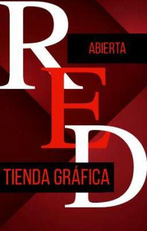 Red || Tienda gráfica by portadas_genesis238
