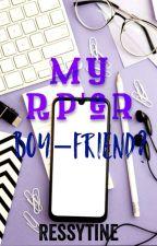 My RP'er Boyfriend (On-going) by kirstenieum