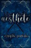 AESTHETE - A Graphic Portfolio cover