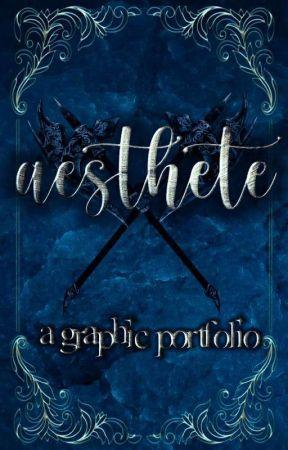 AESTHETE - A Graphic Portfolio by sarah_amlan