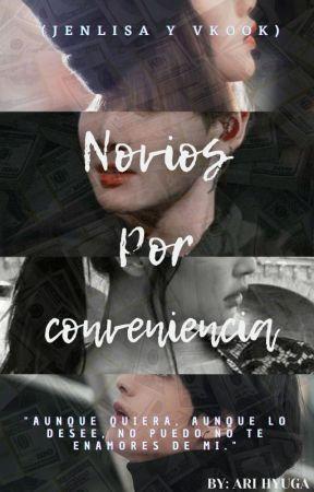 ♠Novios por conveniencia♠(Jenlisa y Vkook) by AriHyuga