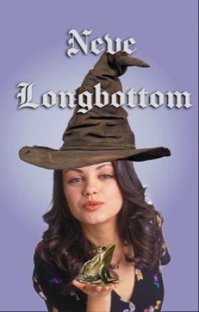 Neve Longbottom || D.M. by Slytherin_84