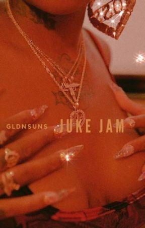 Juke Jam | ✍︎ by gldnsuns