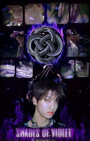 SHADES OF VIOLET • yeonbin [HIATUS] by monopoetry