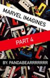 Marvel imagines pt.4 cover