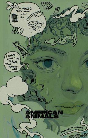 American Animals ─ Gwen Stacy by vizslas