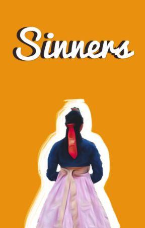 Sinners | Taeny by Potatobuttss