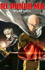 One Punch Man X Male reader by WaifuCon