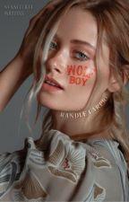 𝐖𝐎𝐋𝐅 𝐁𝐎𝐘 ❪ randall carpio , the order ❫  by svnsetcrve