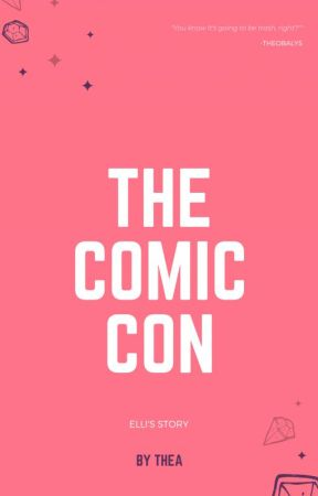The Comic-Con ~ A Finn Wolfhard Fanfiction by Starlight5123