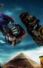Transformers One Shots  by genesismarin1