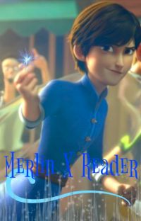 Merlin x Fem. Reader ~Red Shoes and the Seven Dwarfs~ cover