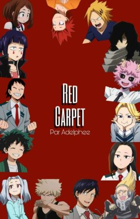 Red Carpet [OS]  by Adelphee
