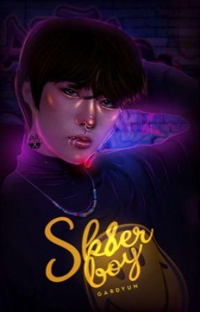 Sk8er boy | Beomhyun  by gardyun