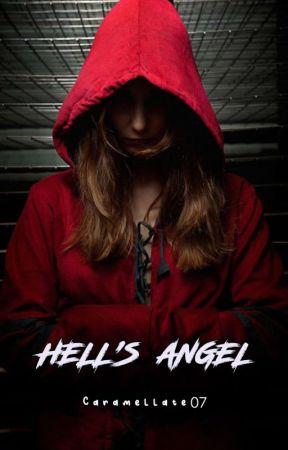 Hell's Angel (Hiatus Kak) by Caramellate07