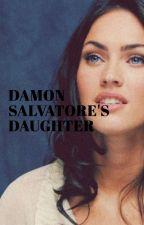 Damon Salvatore's Daughter by horroxsocks
