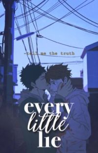 Every Little Lie | IwaOi cover