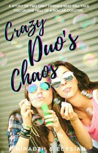 Crazy Duo's Chaos!!! cover