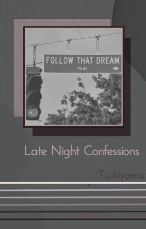 Late Night Confessions   Tsukiyama by -straycheeze