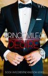 Prince Miles's Desire (Florentine Kingdom Series #1) cover