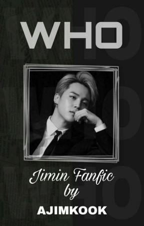 (C) Who ; Jimin by ajimkook