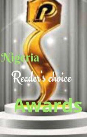 Nigeria Readers' Choice Award 2020 by NGwattNG