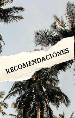Recomendaciones de series by Janehopperfan_012