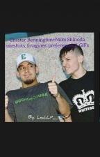 Chester Bennington and Mike Shinoda preferences, imagines,oneshots and GIFS by LeahLP_3245