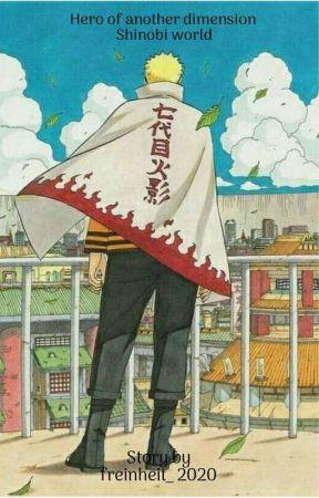 Naruto mysterious servant  by freinheit_