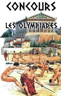 Concours Les olympiades Wattpad (Inscriptions FERMÉES) cover