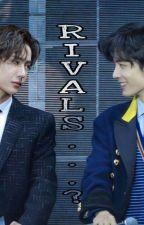 Rivals...? (WangXian Modern AU) by misakiusui07