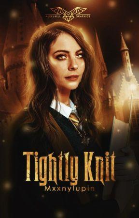 Tightly Knit ⟶ Fred Weasley (Español) by SPACELATINOS