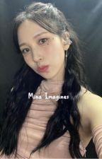 Mina Imagines (gxg) by gayforddlovato