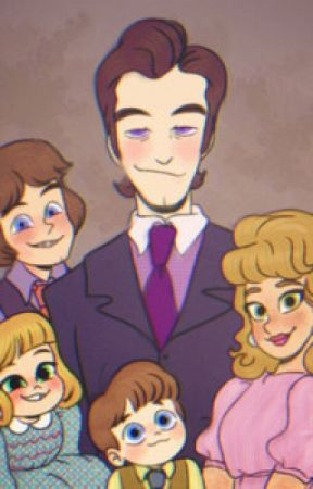 corrupted au afton family by grauntie-moter