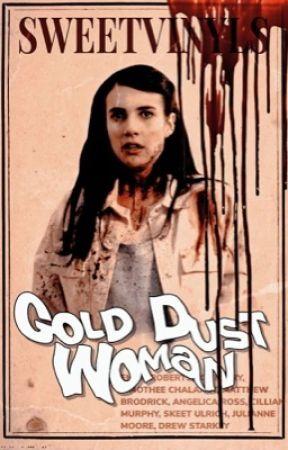 GOLD DUST WOMAN,  steve harrington  by sweetvinyls