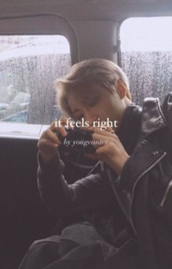 it feels right | seongjoong