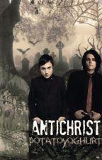 Antichrist (Frerard) by babyspiders
