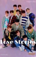 Love Stories   Treasure X Readers  by teapot_cc