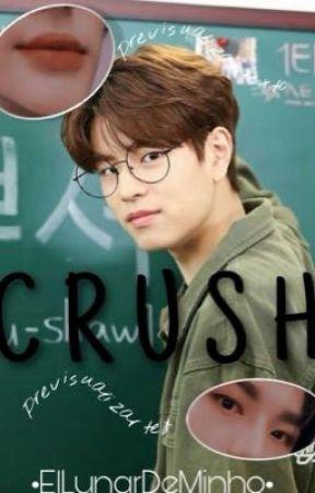 C R U S H    •   HyunMin by dxmwn_princx