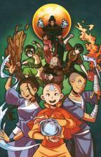 Avatar: The Last Airbender IMAGINES! by slvutt
