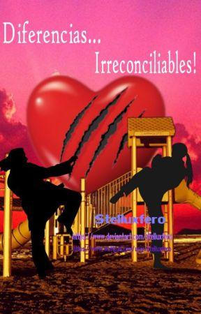 ¡Diferencias...Irreconciliables! by stelluxfero