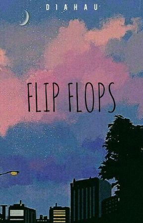 FLIP FLOPS by diahau