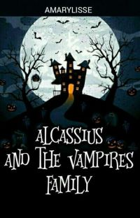 ALCASSIUS AND THE VAMPIRES FAMILY cover