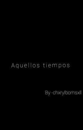 Aϙᴜᴇʟʟᴏs ᴛɪᴇᴍᴘᴏs ☾ by -chxrylbomsxll