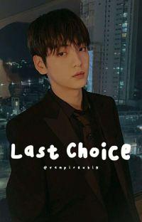 [3] Last Choice  cover